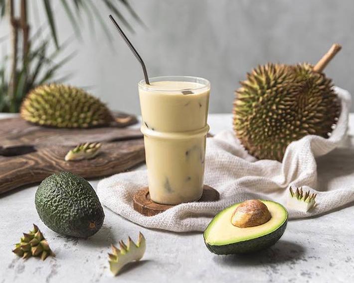 Fruce D24 Durian Avocado