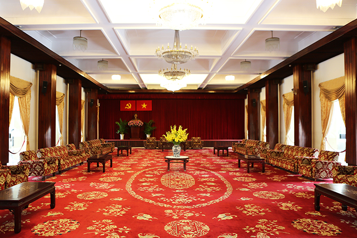 Independence Palace Conference Hall