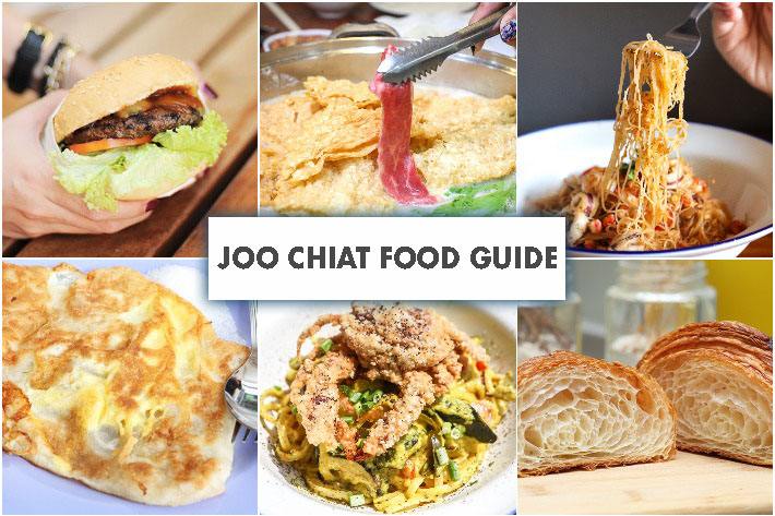 Joo Chiat Food Guide Collage