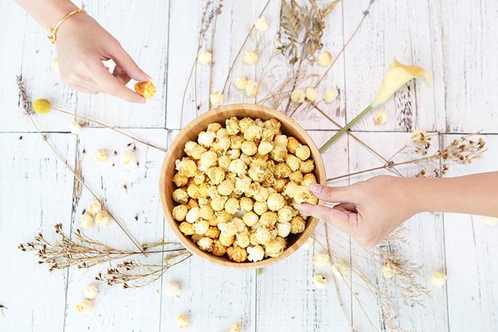 Magi Planet Popcorn Sharing