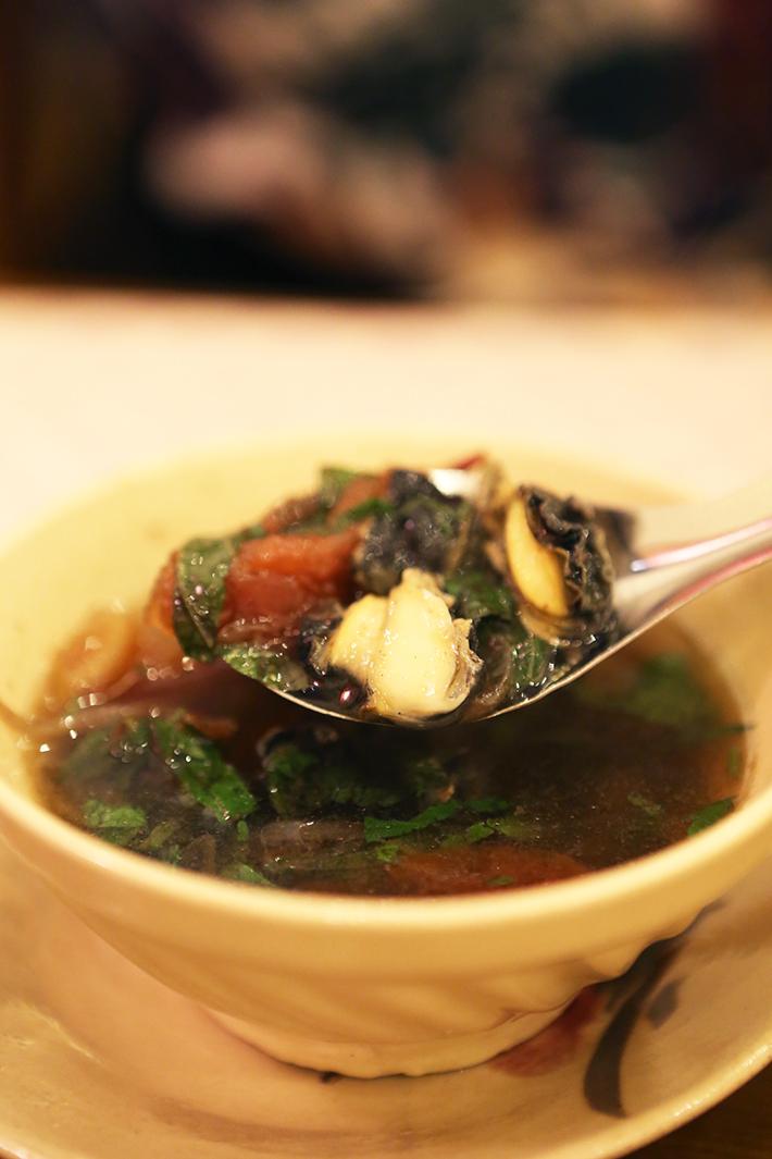 Mam Bac Snail Soup