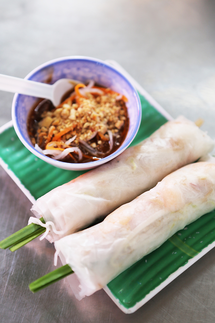 Nhu Lan Bakery Vietnamese Spring Rolls