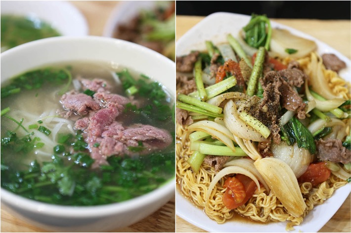 Pho Ha Collage