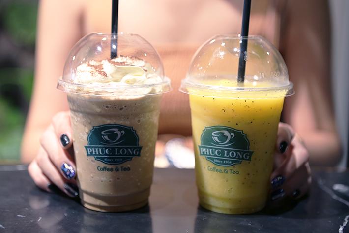 Phuc Long Tea