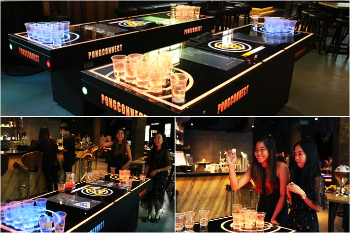 Pong Singapore Beer Pong Table
