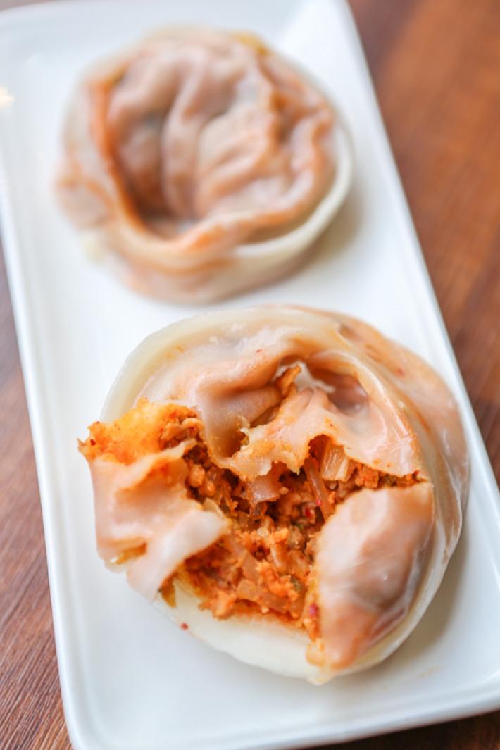 Red Holic Kimchi Mandu 2