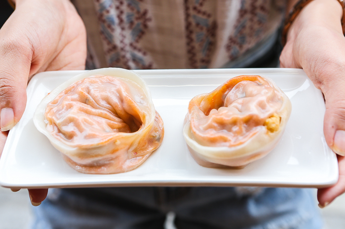 Red Holic Kimchi Mandu