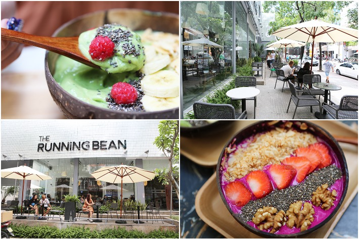 The Running Bean HCMC