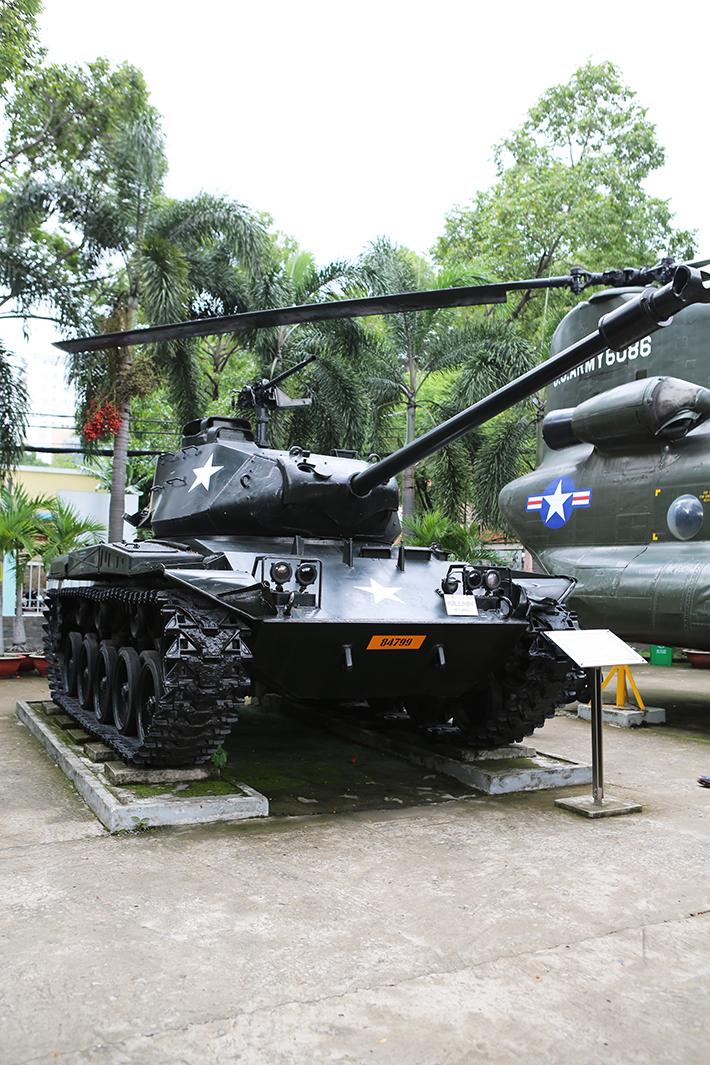 War Remnants Museum Tank
