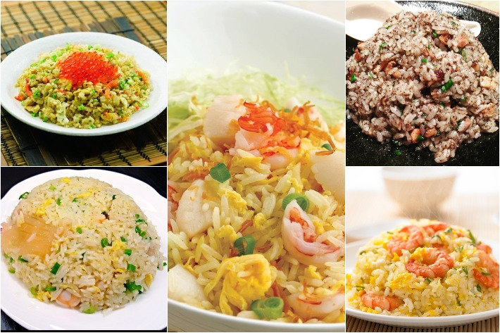 fried rice compilation