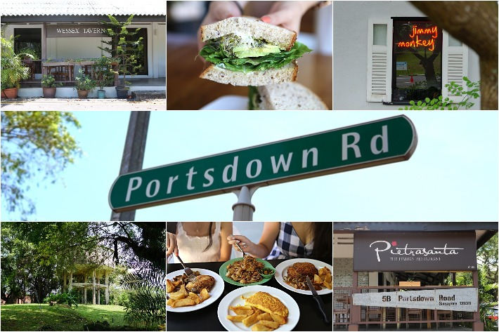 portsdown collage