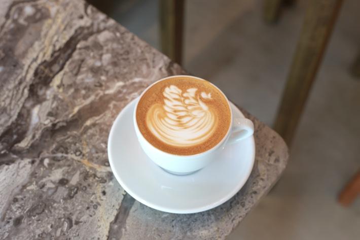 Amber ember espresso.