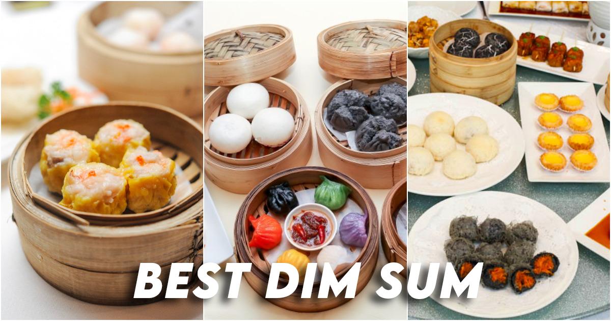 Dim sum Singapore