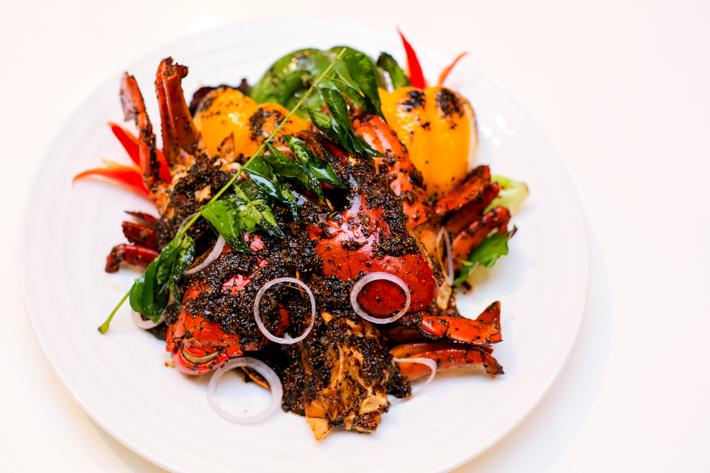 Ginger PARKROYAL Black Pepper Crab