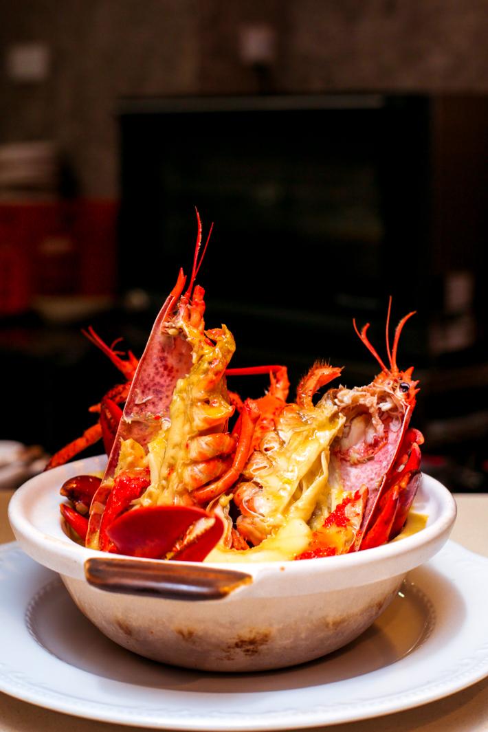 Ginger PARKROYAL PUmpkin Lobster Claypot