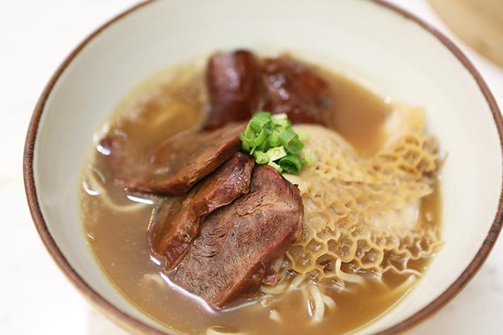 Lao Beijing Beef Noodle