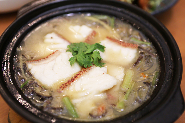 Lao Beijing Braised Red Grouper With Ginger Wine
