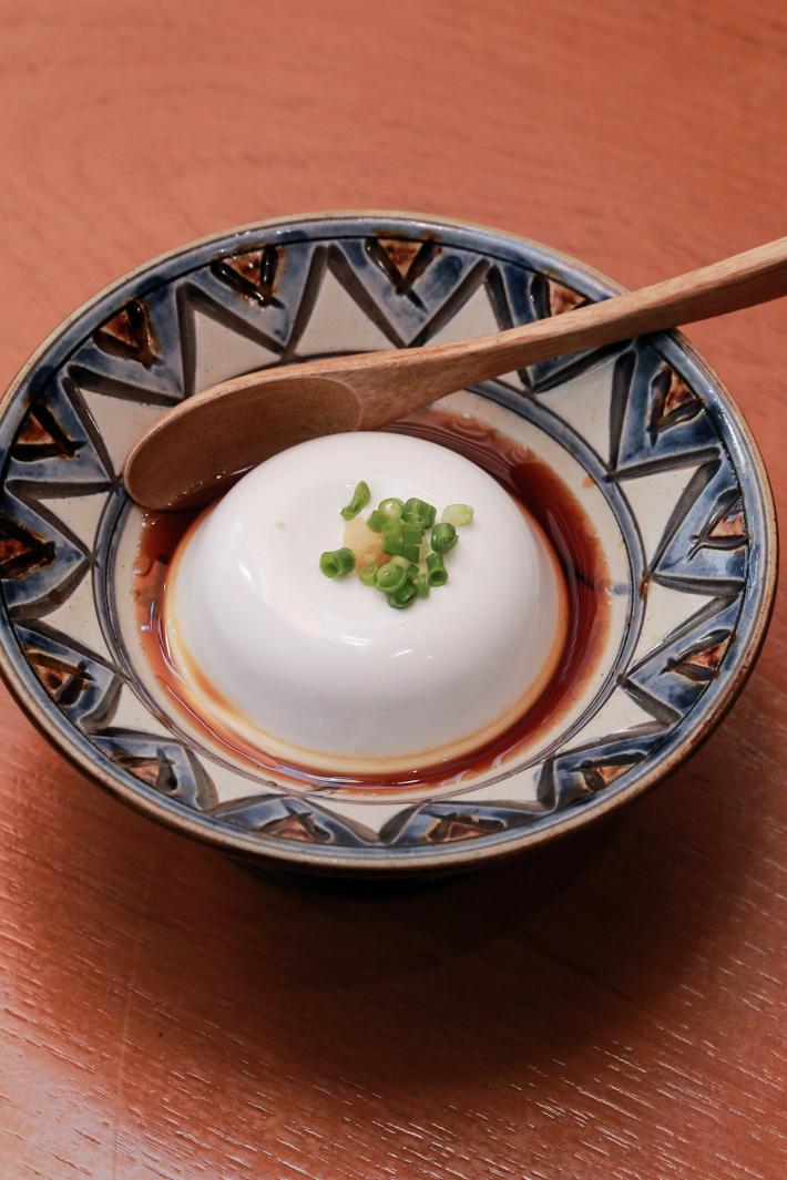 Okinawa Peanut Tofu