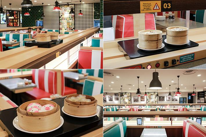 TungLok Tea House Tray Dim Sum
