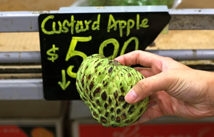 custard apple MUSTAFA