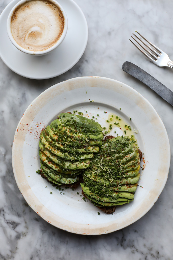 Atelier September Avocado Toast