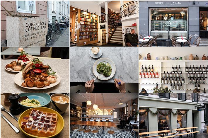 Copenhagen Best Cafes