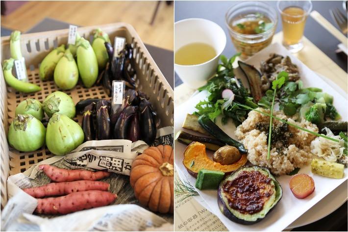 Doyuno Veggietime Restuarant Niigata