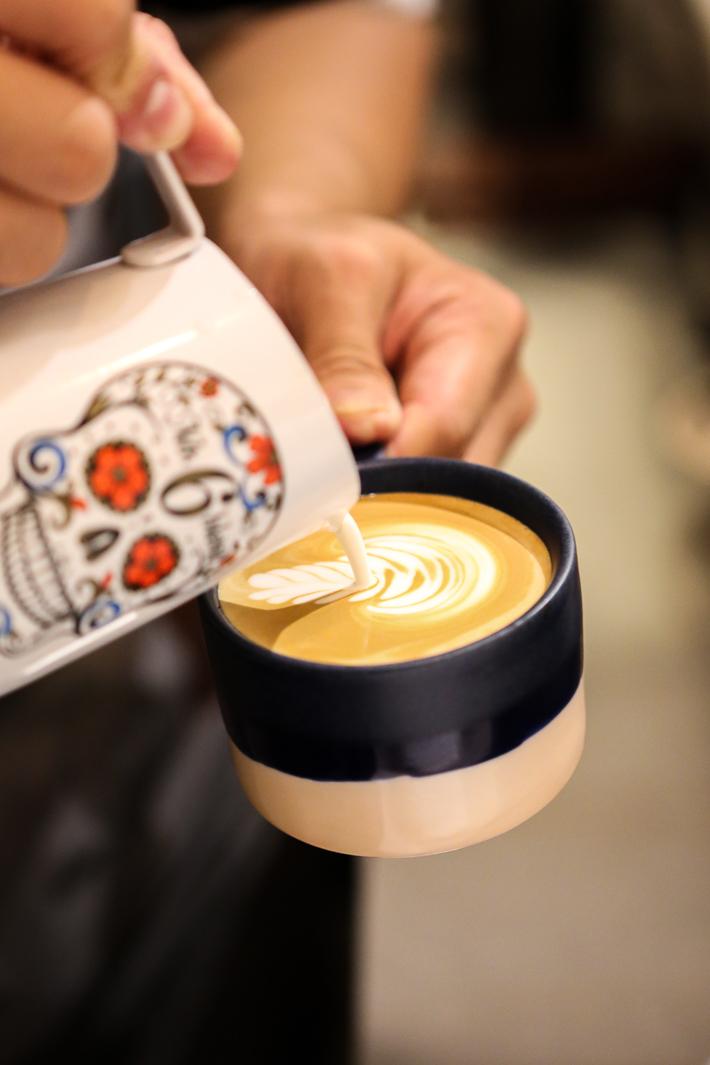 Halcyon & Crane Flat White Coffee 2