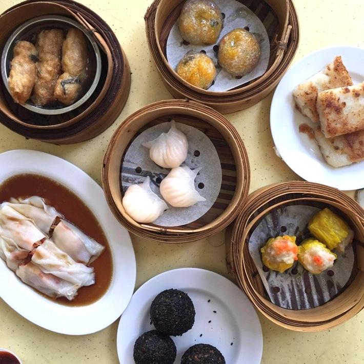 Hong Kong Zhai Dim Sum