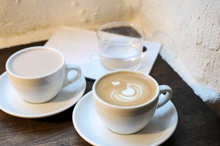 Kaffebaren Copenhagen Coffee