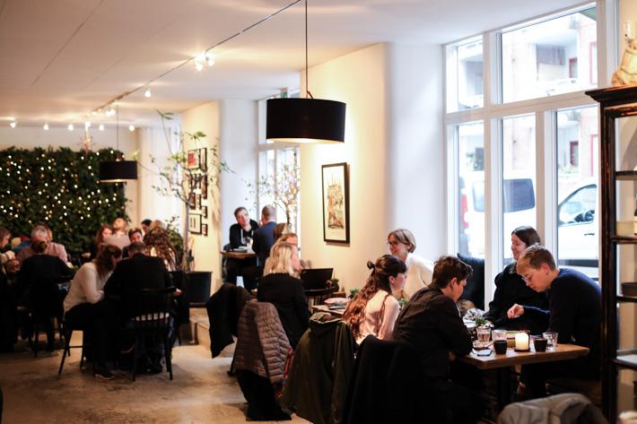 Møller - Kaffe og Køkken