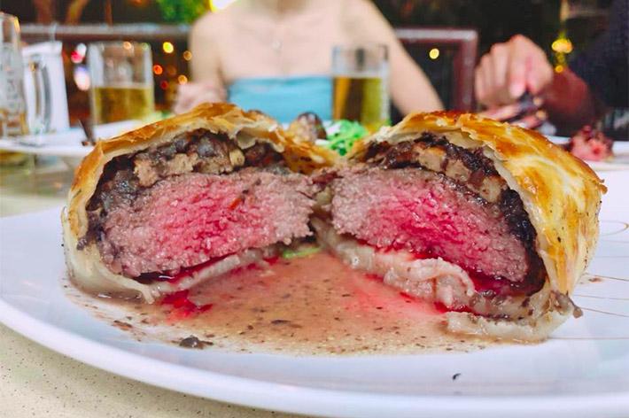Meet 4 Meat Beef Wellington