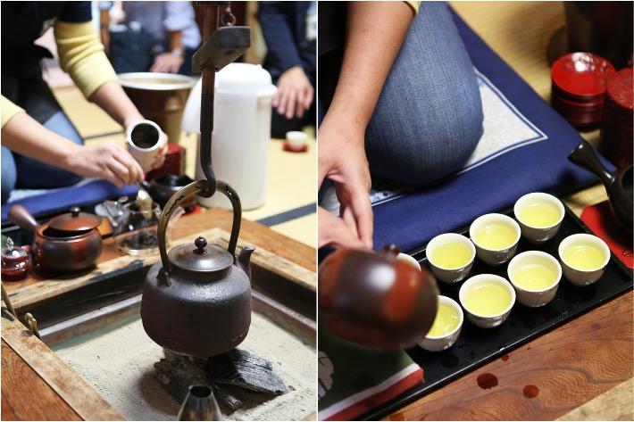 Murakami Tea Shop Niigata