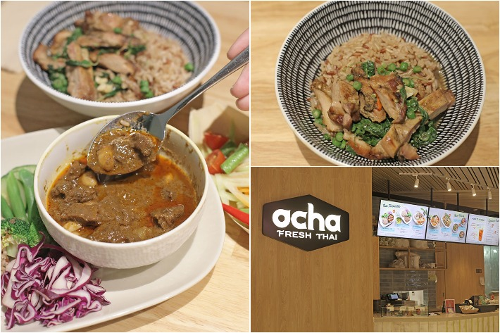 Ocha Fresh Thai Collage