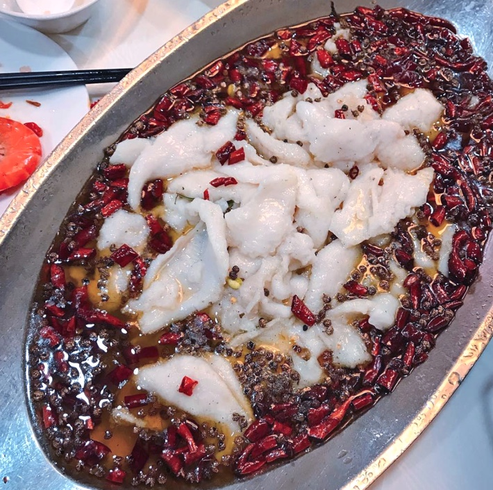 Old Cheng Du Restaurant Kao Yu