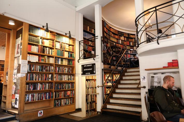 Paludan Book Cafe