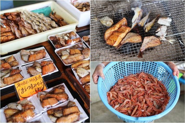 Sasagawa-Nagare Fresh Seafood Niigata