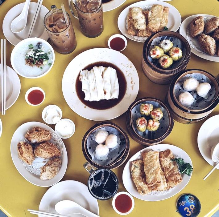 Shi Wei Xian Hoong Kong Dim Sum