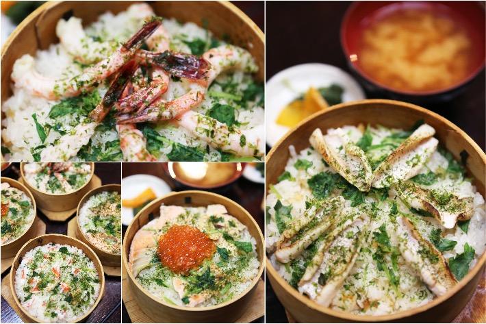Wappa Meshi at Inakaya Restaurant Niigata