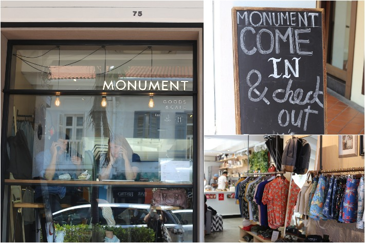 monument goods and cafe