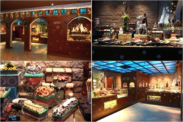 08. Desserts Interior Exterior