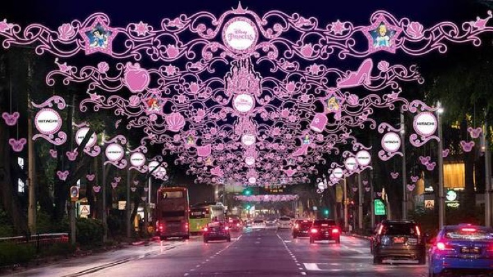 Christmas On a Great Street Orchard Road 2018