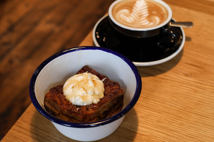 Bluebelles Sticky Date PUdding