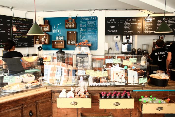 Briki Cafe