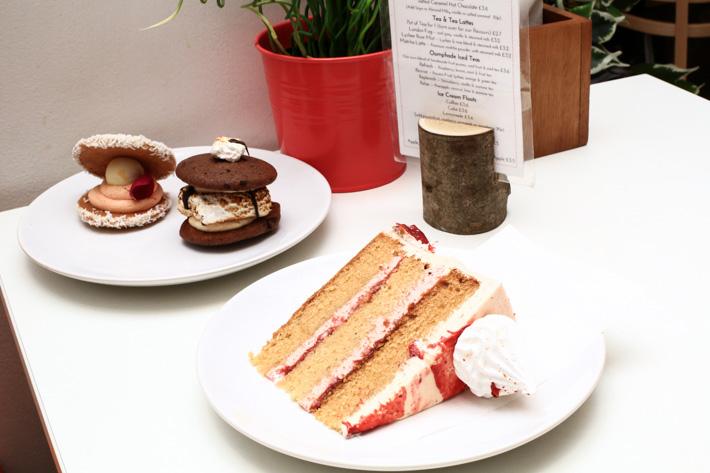 Cutter & Squidge Cafe