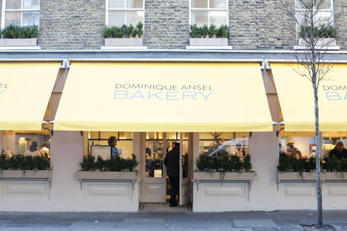 Dominique Ansel Bakery London