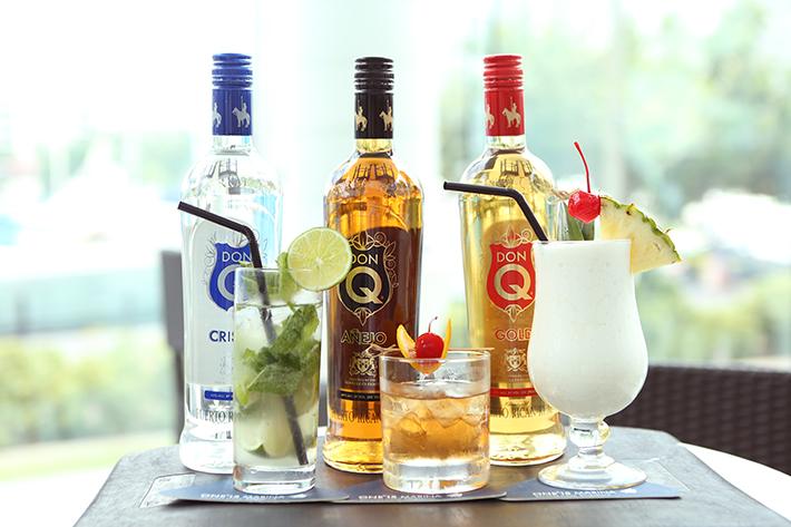 Don Q Bottles