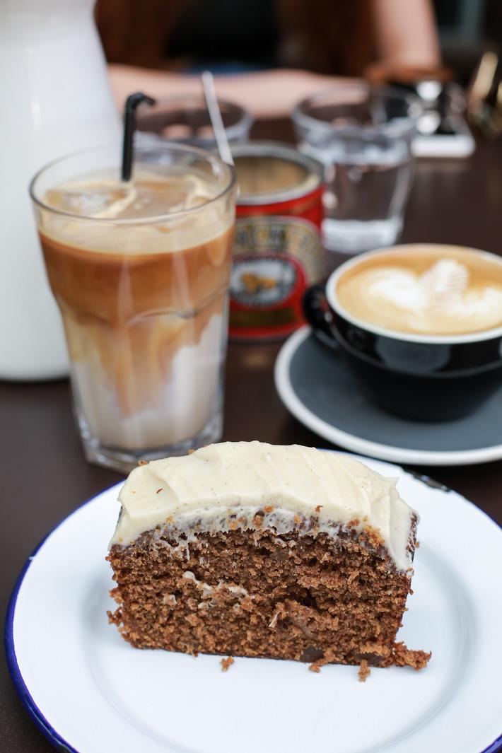 Ginger & White Cafe
