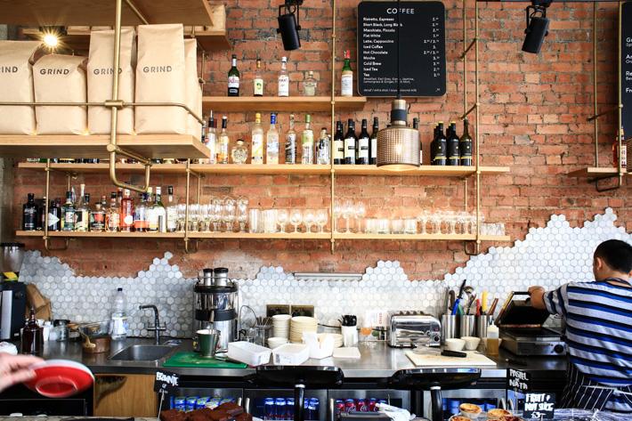 Holborn Grind Cafe