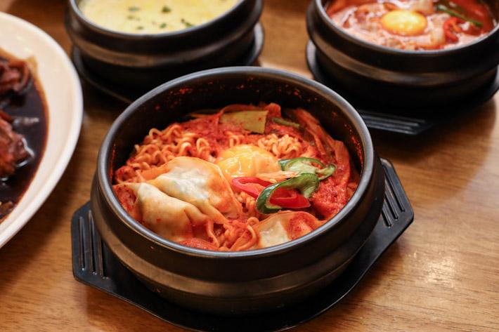 Korean Stew Seoul Jjimdak